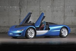 Concept Car Laguna de 1990