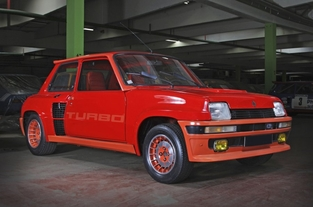 Renault 5 Turbo de 1982