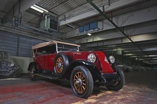 Type JV de 1922