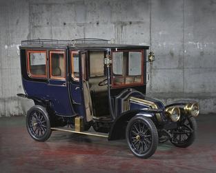 Type XB de 1907