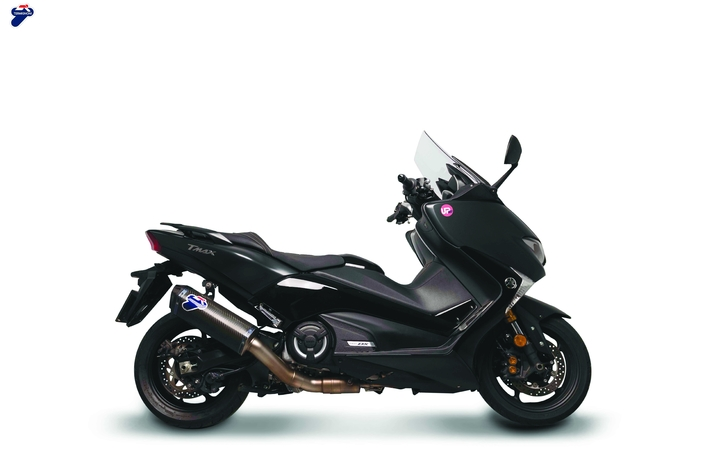 Termignoni booste le Yamaha T-Max (2017)