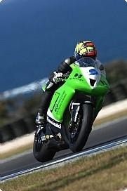Supersport - Kawasaki: Situation d'urgence chez les verts