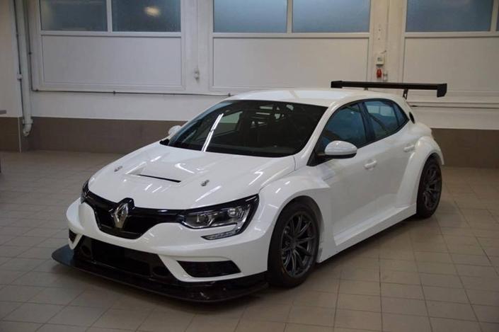 Surprise : la Renault Mégane bientôt en championnat de tourisme TCR