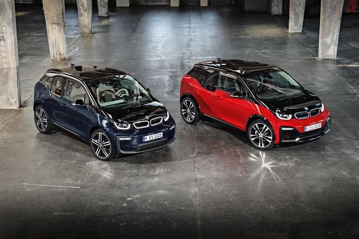 Salon de Francfort 2017 - BMW i3 restylée : doublure sportive