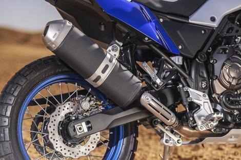 Yamaha Ténéré 700 – EICMA 2018 - Vous reprendrez bien un peu de désert ?