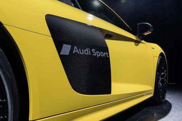 Audi Exclusive lance la personnalisation avec le logo ou le texte de votre choix