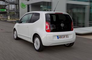 Essai avant-première - Volkswagen Up