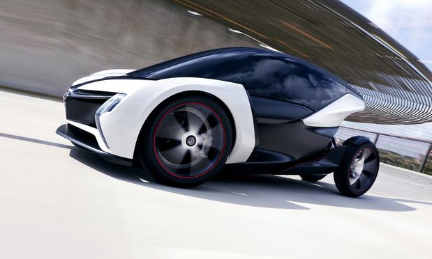 Salon de Francfort 2011 - Opel RAK e concept, pour ennuyer l'Audi Urban
