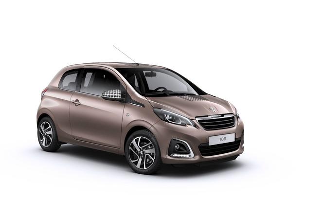 Toutes les nouveautés du salon de Genève 2014 - Citroën C1/Peugeot 108/Toyota Aygo, la Twingo en ligne de mire