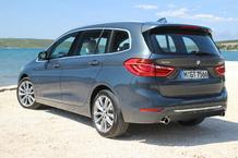 Essai vidéo - BMW Série 2 Gran Tourer : sept places en première classe