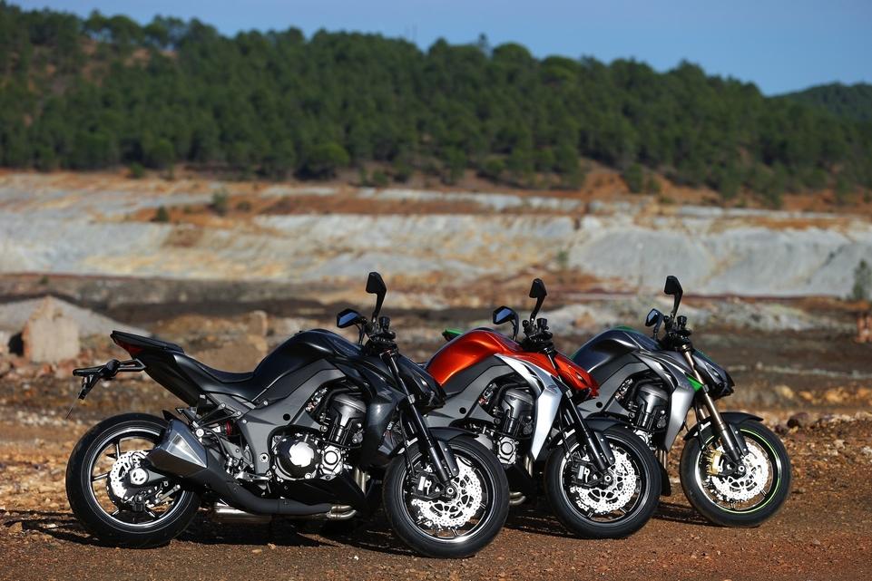 Essai Kawasaki Z1000 2014 : Zeu roadster is back !