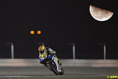Moto GP - Qatar: En cas de pluie, les horaires changeront