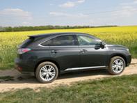 Essai - Lexus RX 450h : écolo chic