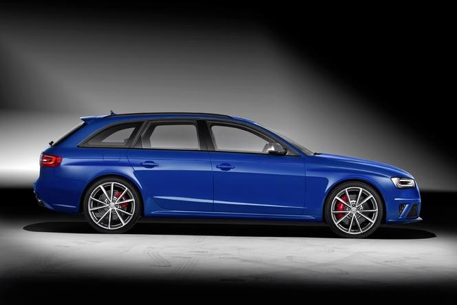 Toutes les nouveautés du salon de Genève 2014 - Audi RS 4 Avant Nogaro Sélection, hommage