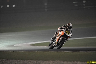Moto GP - Qatar: Bridgestone s'est préparé seulement pour la course