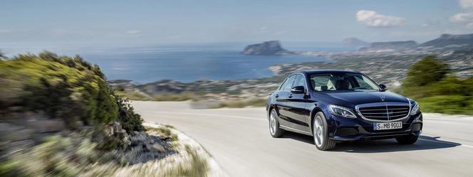 Toutes les nouveautés du salon de Genève 2014 - Mercedes Classe C