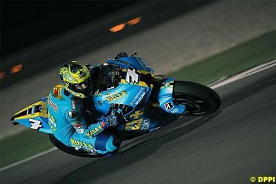 Moto GP - Qatar: Suzuki aussi accommodera les restes