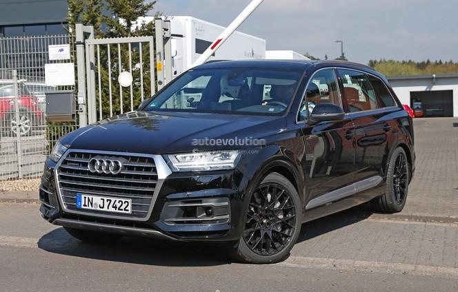Surprise : l'Audi SQ7 déjà de sortie