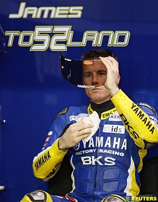 Moto GP - Qatar: Yamaha assure Toseland de son soutien
