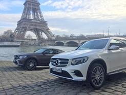 Hybride ou diesel, de Paris à Monaco, le match en vidéo et en direct!