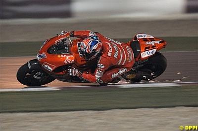 Moto GP - Qatar D.1: C'est parti !