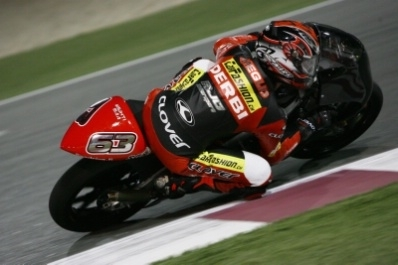 GP125 - Qatar D.1: Smith commence, Di Meglio second !