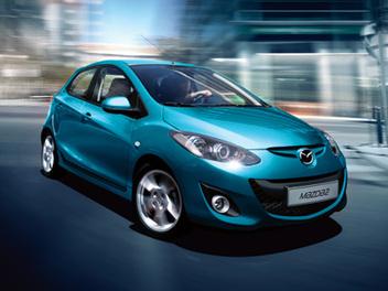 Mazda intéressé par les citadines premium