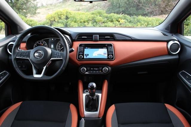 La Nissan Micra arrive en concession : une question de design