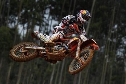 Motocross mondial : En MX 1, KTM remporte encore les deux manches