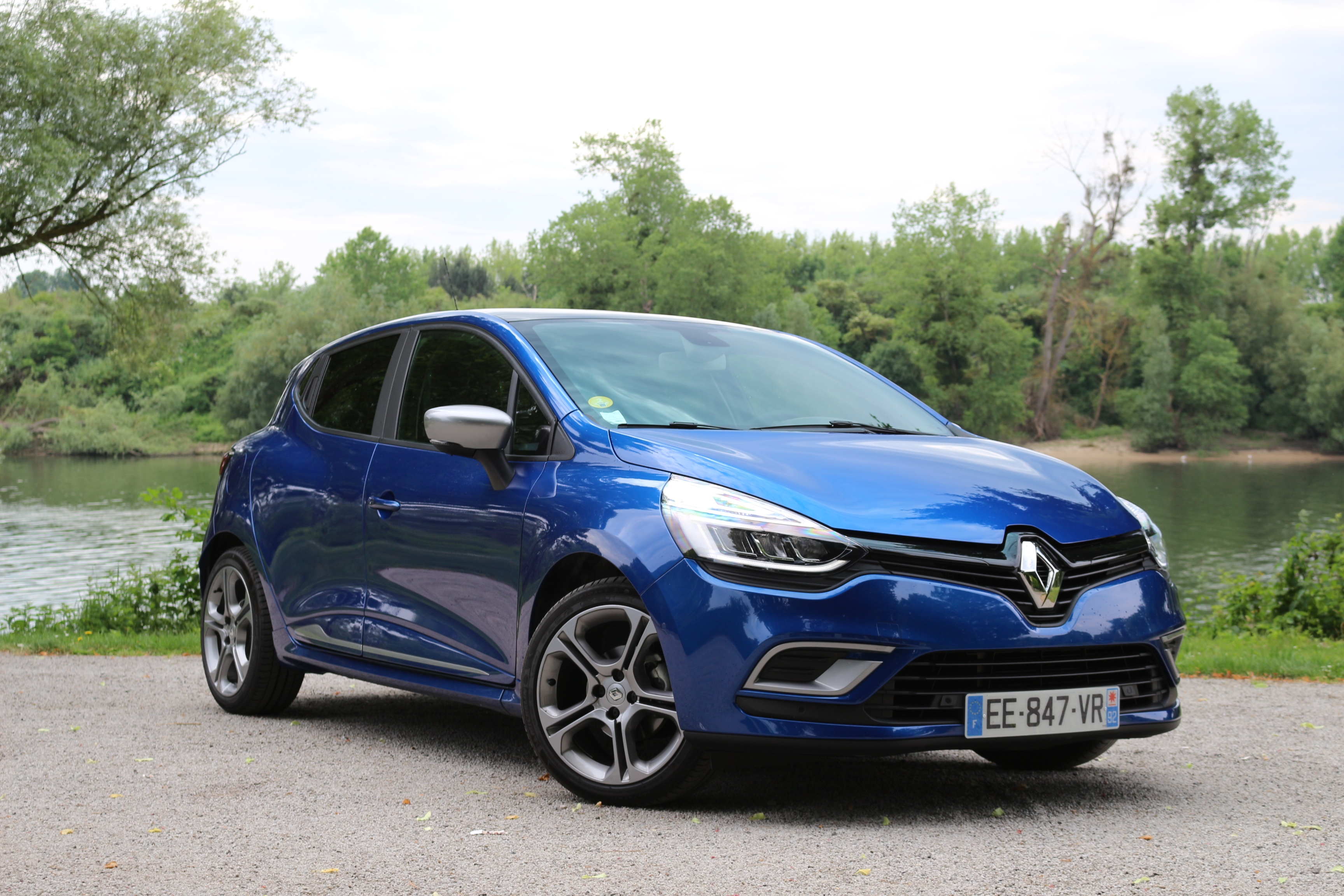essai renault clio dci 90 gt line 2017 une star en jogging. Black Bedroom Furniture Sets. Home Design Ideas