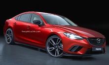 Une Mazda3 MPS à Francfort ?