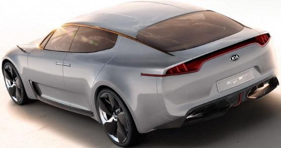 Salon de Francfort 2011 - Kia GT Concept, de nouvelles photos