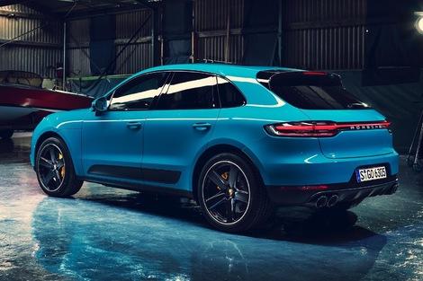 Porsche Macan restylé