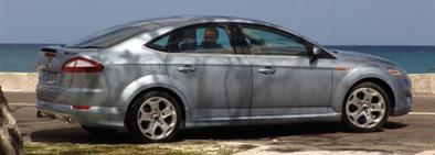 Ford Mondeo berline 2007: débusquée