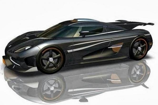 Toutes les nouveautés du salon de Genève 2014 - Koenigsegg One : 1 : stratosphérique