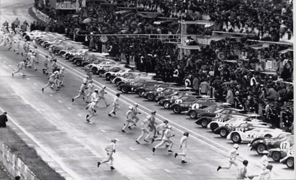 « Mes premières 24 Heures du Mans » par Alain Bienvenu