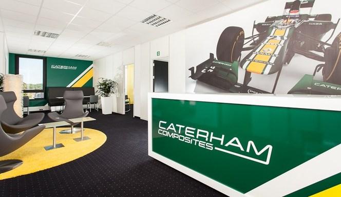 Caterham prend Porsche pour modèle