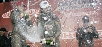 Supercross US : un top 10 pour Vuillemin et Sorby