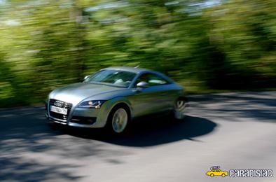Test Audi TT2: un TT tentant. 3