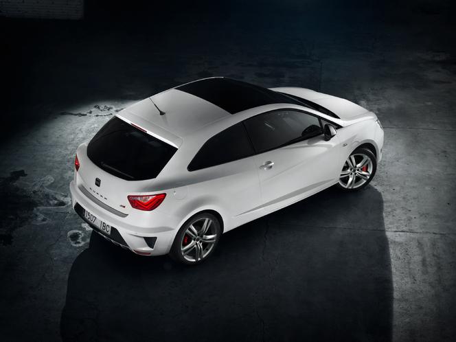 Seat Ibiza Cupra restylée: commercialisée en février 2013