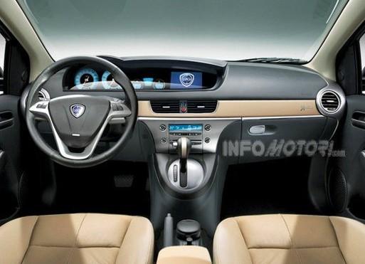 Nouvelle Lancia Ypsilon : comme ça ?