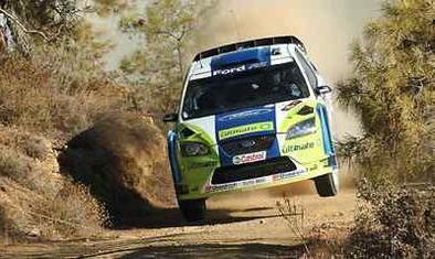WRC Chypre: Le huitième de Loeb