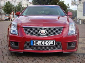 Essai vidéo - Cadillac CTS-V Wagon : le break le plus rapide de l'Ouest