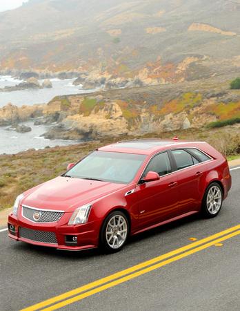 Cadillac Cts-v 2 Sport Wagon