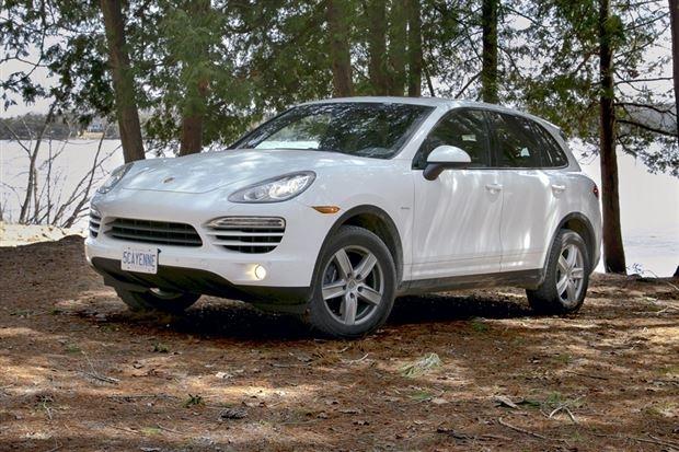 Dieselgate: Porsche condamné à racheter un Cayenne diesel à son client