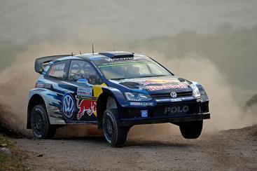 WRC Argentine : Citroën renoue avec la victoire, Kris Meeke la découvre