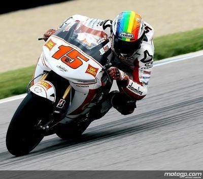 Moto GP - Etats-Unis D.3: De Angelis sème le trouble