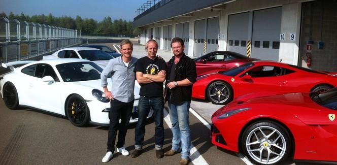 L'Equipe 21 va diffuser l'émission allemande GRIP - Les Fous du Volant