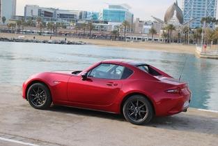 Essai vidéo - Mazda MX-5 RF (2017) : toit émoi