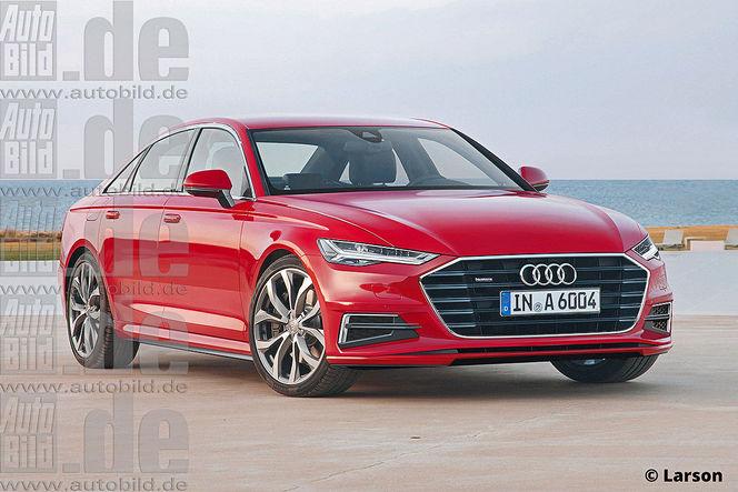 Audi A6 C8 Release Date >> Future Audi A6 : comme ça